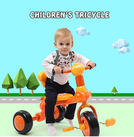 Three Wheeler Non Powered Kids Ride On Best Trike For 3 Year Old