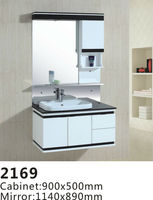 2013 Modern Lacquer Bathroom Vanity Design In China