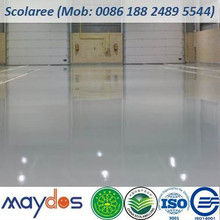 Maydos Oil Based Anti Static Epoxy Resin Self Leveling Factory Floor Paint