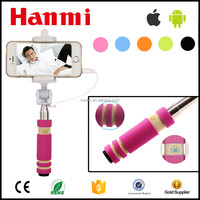 Super Mini Monopod Selfie Stick For Smart Phone