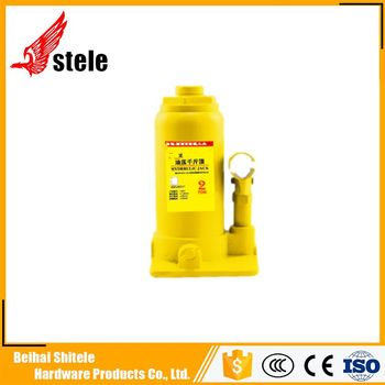 2017 crazy selling long stroke hydraulic jack 10 ton