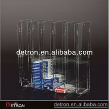Custom Clear acrylic cigarette display cases