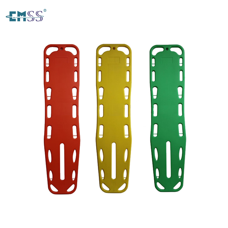 EMSS new medical appliances moving Patient Spine Board EG-002