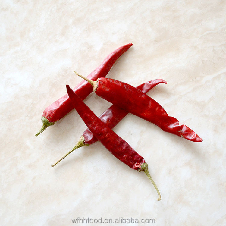 chinese quality dried red chili pepper