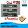 PVDM3-64 / PVDM3-64= Cisco 64-channel voice and video DSP module