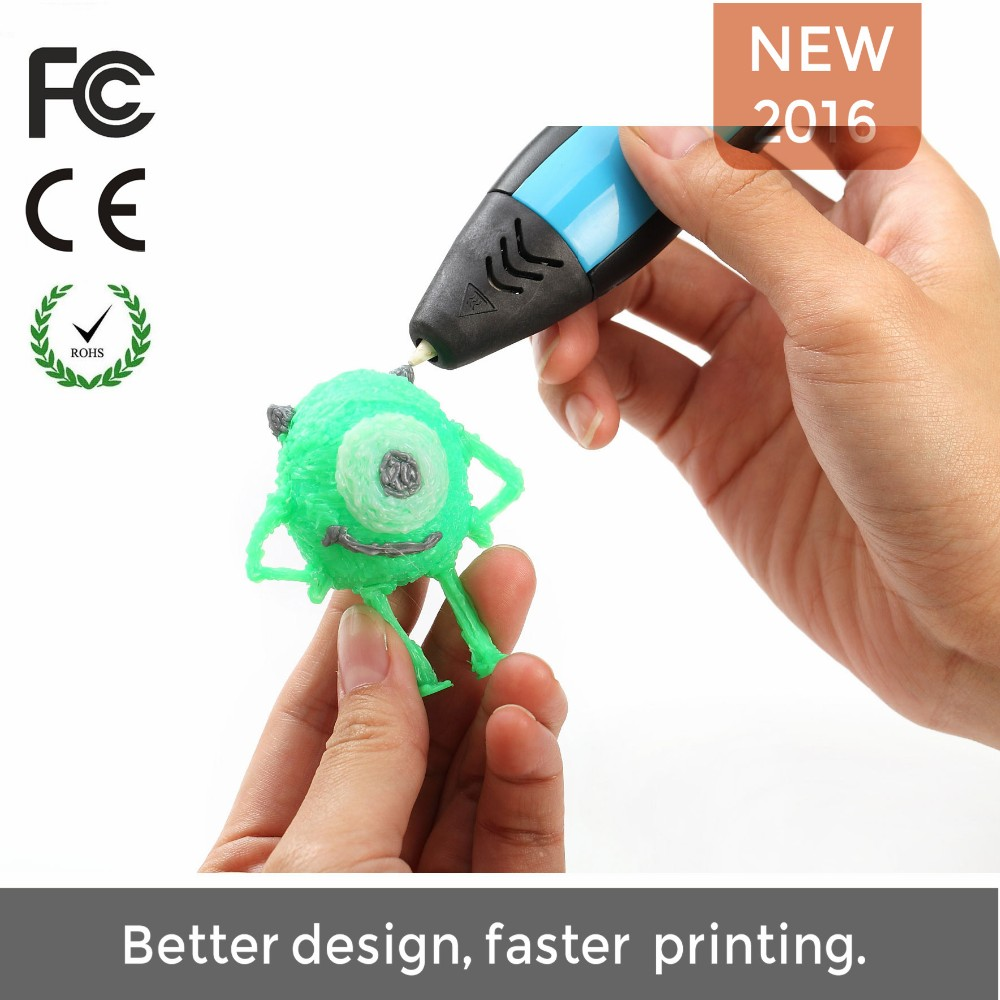 New Style 4 Color 3D Pen Printer Made In China