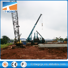 500T Bore Pile Machine/Pile driving machine/foundation construction machinery