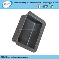 Customized thermoformed deep draw plastic box
