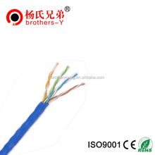 FTP CAT5e 24AWG Lan Cable Equipment With Aluminum Foil