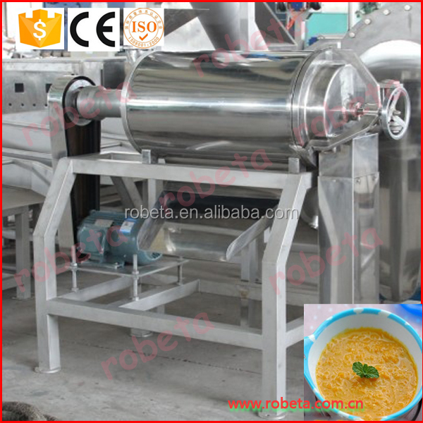 Industrial price private purpose Mango Fruit Pulp Machine