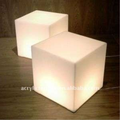 LED Acrylic Lighting Cube