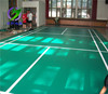 2017PVC sport floor China supplier synthetic badminton court PVC sport flooring