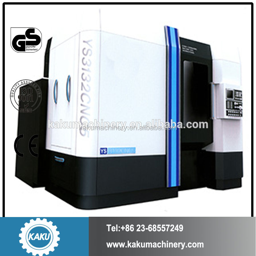 KH320 CNC5 Economical and High Efficiency CNC Gear Hobbing Machine