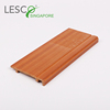 Wood Plastic Composite WPC Skirting Board