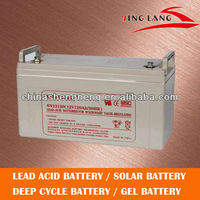 rechargeable battery ,lead acid battery ,12V 120Ah