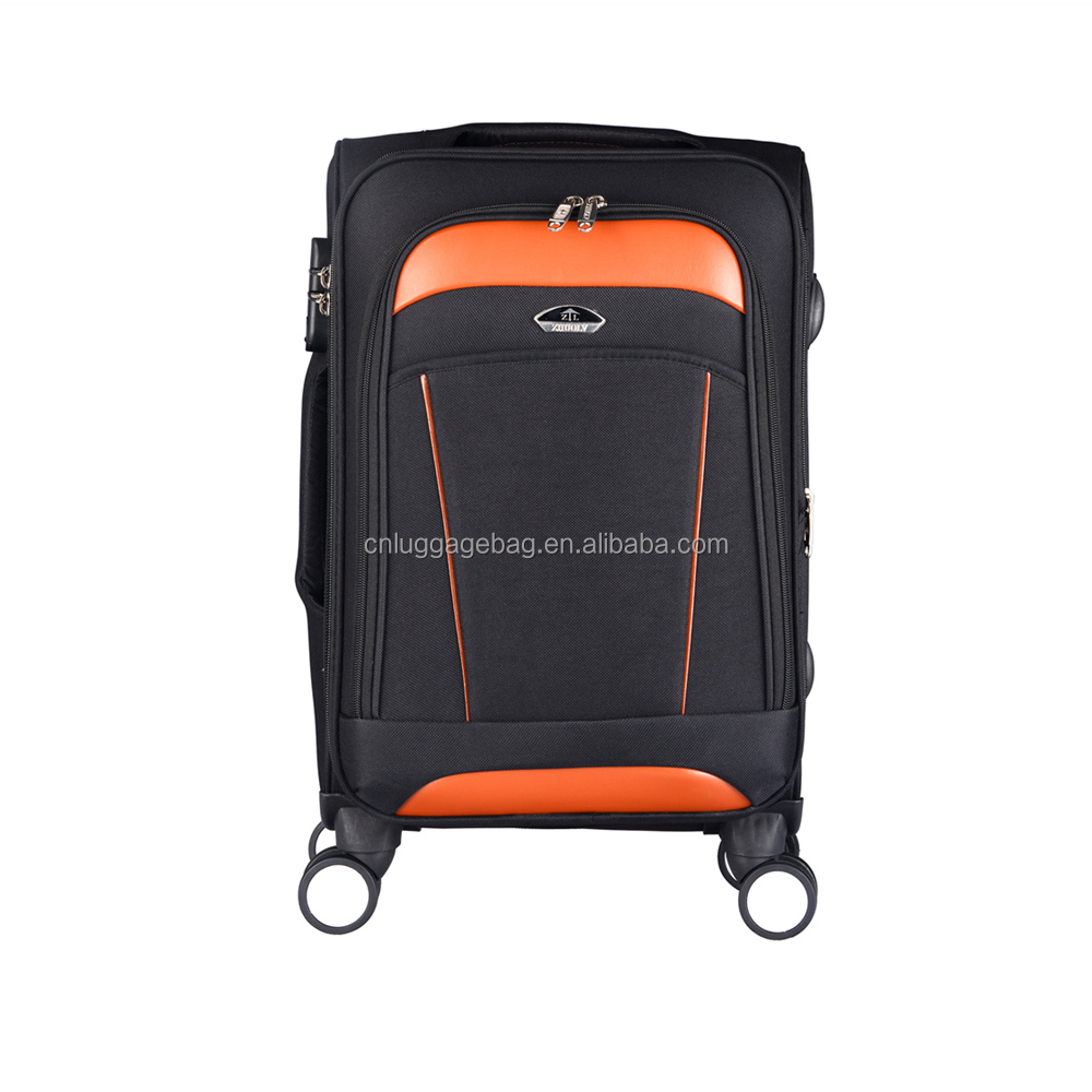 Multifunction business 3 sets great quality trolley luggage suitcase