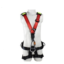 Intop new arrival polyester durable full body <strong>safety</strong> harness belt for wholesale