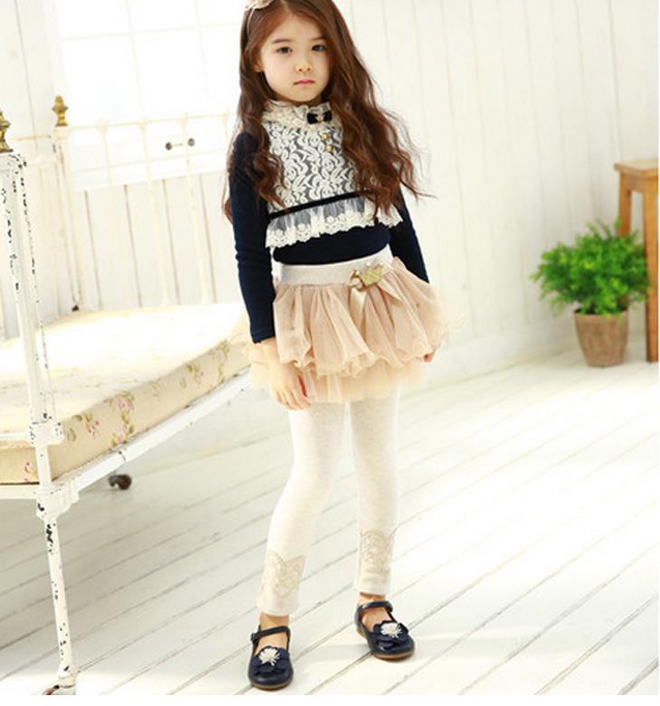 Cute Young Girls Leggings Wholesale Kids Tight Leggings-- Leggings ...