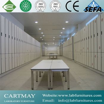 2015 new 12mm hpl compact laminate lockers/phenolic resin lockers for gym and schools