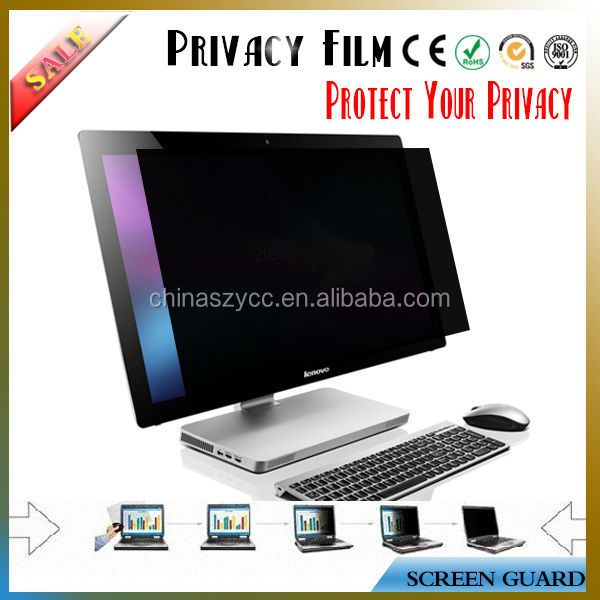 Office /ATM Privacy Anti-spy Screen Protector For PC Screen Film(8'-32')