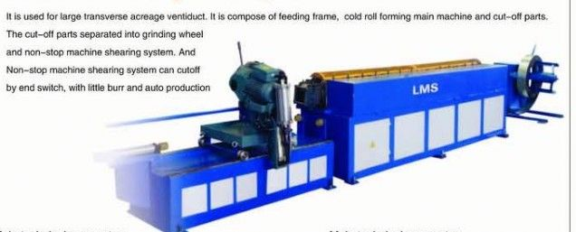 flanges manufacture machine