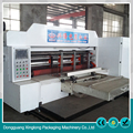 China OEM manufacture 2 color flexo printing machine for cardboard