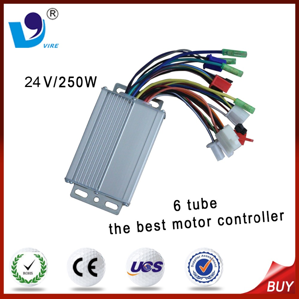 24v dc brushless dc speed motor controller