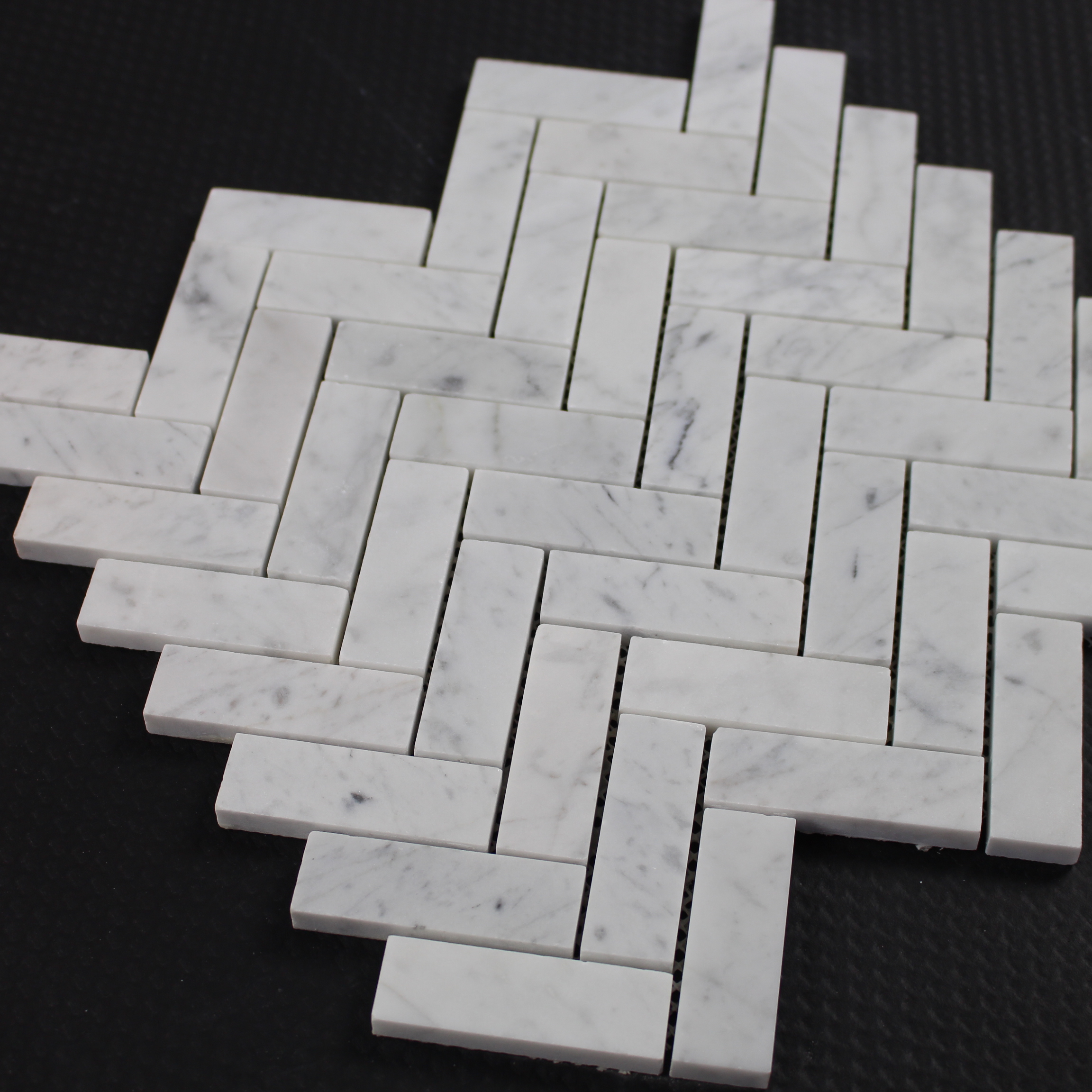 2017 New food grade carrara bianco threshold tile manufactured in China