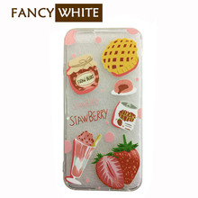 Soft custom printed plastic clear funny wholesale cell phone accessories