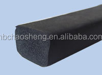 closed cell epdm foam extruded