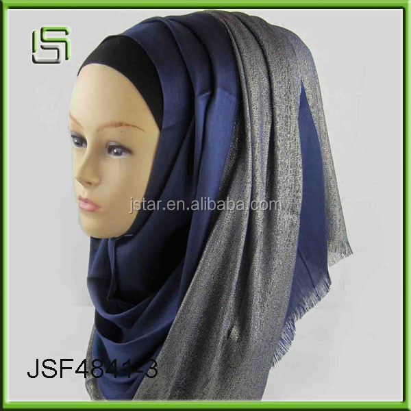 Wholesale fashion muslim scarf for women