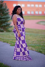 CH286 Wholesale african kente style dress fashionable elegant ghana engagement dress