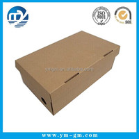 Wholesale Custom Made Printed Cardboard Shoe