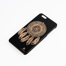 12 Constellation OEM laser engraving custom design blank real solid wood mobile phone case for iphone 5, for iphone 6plus