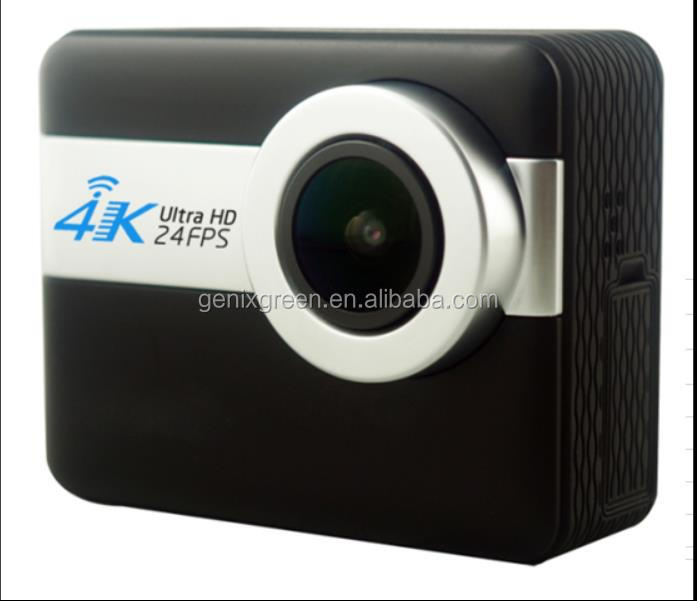 Contact Supplier I'm Away New action camera touch screen special design 4k mini camera