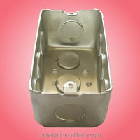 Galvanized Steel Metal Switch Socket Electrical Box ip65