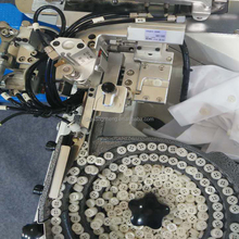KS-8438SK-L Automatic High Quality Button Attaching Sewing Machine with Button Feeder
