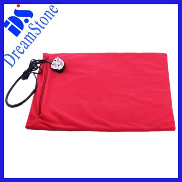 Factory price sleep well warm heating Pet blanket mat pet mattres pad for dog/cat