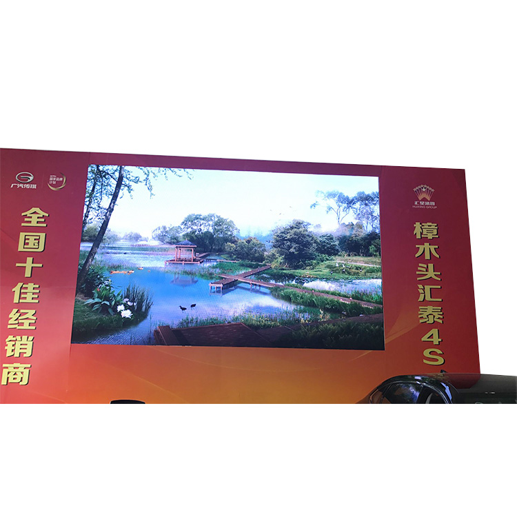 Hot Sale P4 Led Board Display Indoor Led Advertising Screen