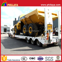 PHILLAYA Excavator Transportation Truck Trailer Construction