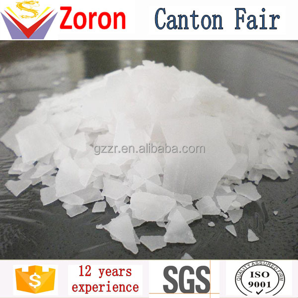White Flakes 90% 95% caustic potash potassium hydroxide food grade 48% for soap made