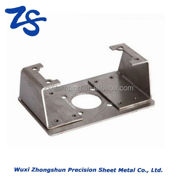 Professional bending steel plate powder coating bendable sheet metal with high quality