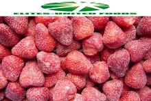 High quality iqf strawberry frozen fresh strawberry