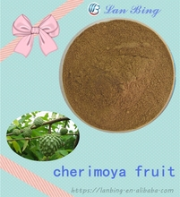 High quality 100% natural cherimoya fruit graviola soursop extract anona muricata extract