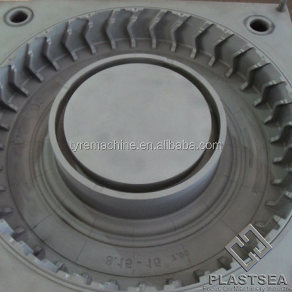 Plastsea Variety Of Product Mould High Quality Rubber Car Solid Tyre Moulds