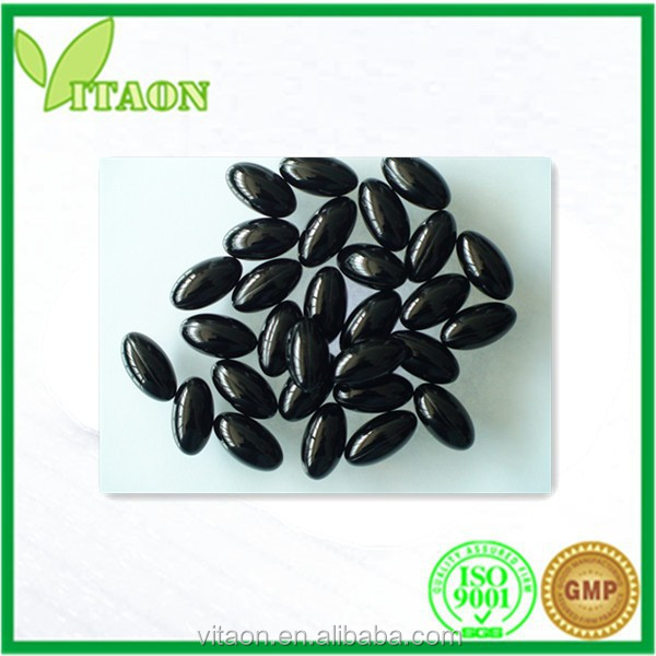 pure natural Saw Palmetto Extract softgel