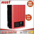 Pure Sine Wave solar inverter 3000w with MPPT solar controller 60A