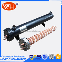 ISO Certification Shell And Tube Heat Exchanger, Heat Exchanger Equipment