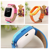Smart Watch For Children GSM+GPS+LBS Mobile phone watch clock