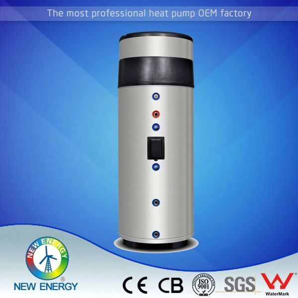 heat pump air water hotel and restaurant supplies 2.45kw solar water heater